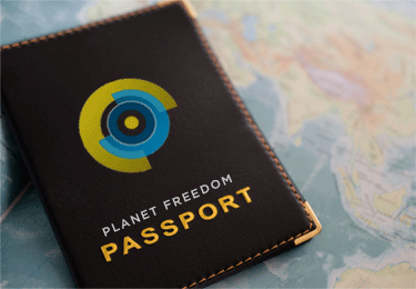 Planet Freedom Passport