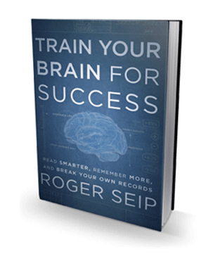 Train Your Brain For Success Book